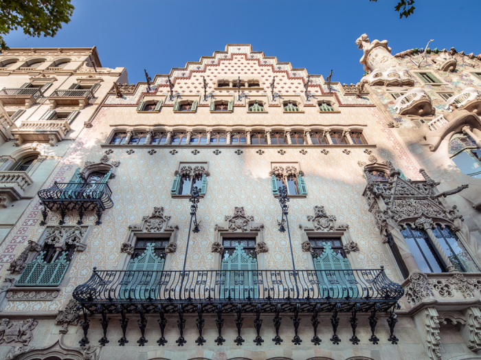 Casa Amatller (Josep Puig i Cadafalch)